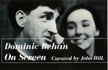 dominic behan on screen